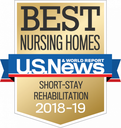 Touchpoints at Chestnut, US News and World Report Best Nursing Homes Short Stay Rehabilitation, iCare Health Network